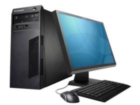 联想 扬天 R4900D(i7 4790/8GB/1TB/20寸显示器)