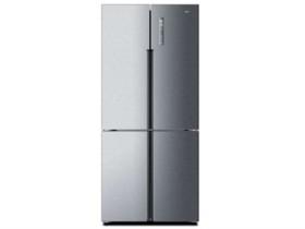 海尔 BCD-460WDBE 460升L 多门冰箱(银色)