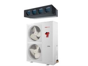 海尔 KFRD-120EW/H6302 5匹冷暖定频5p高静压风管机商用家用嵌入式单元空调