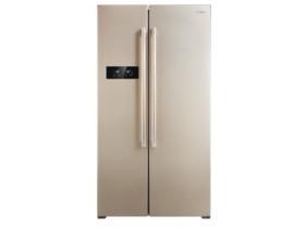 美的 BCD-610WKM(E) 610升风冷/对开门/电脑冰箱(浮光跃金)