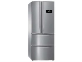美菱 BCD-356WPC 356升L 多门冰箱(银灰色)