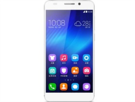荣耀 6 (H60-L12) 3GB内存标准版联通4G手机 (白色)