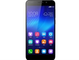 荣耀 6 (H60-L01) 3GB内存标准版 移动4G手机 (黑色)