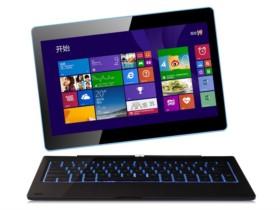 海尔 青春小蓝 11.6英寸平板电脑(四核/2G/64G/1366×768/Win8.1/黑色)