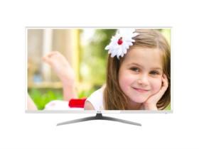 AOC T3207M 31.5英寸净蓝光护眼显示器(带TV功能)(白色)