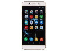 ivvi 小i 5英寸 4G手机 银色