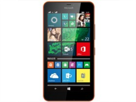 微软 Lumia640XL 移动联通双4G手机(橙色) 双卡双待
