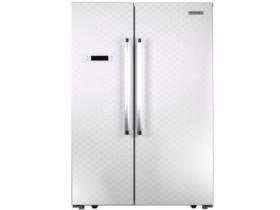奥马 BCD-520WKCN 520升 对开门冰箱(雅白)