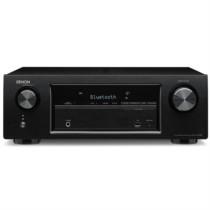 天龙 AVR-X520BT 家庭影院 5.2声道(5*140W)AV功放机 支持全彩4K超高清/蓝牙/HDCP 2.2 黑色