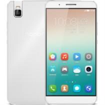 荣耀 7i (ATH-AL00) 3GB内存增强版 冰川白 移动联通电信4G手机 双卡双待