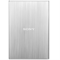 索尼 HD-SL2/S 2TB 12毫米超薄USB 3.0移动硬盘(银)