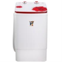 小鸭 XPB35-1607C 3.5公斤迷你半自动单缸洗衣机 附带不锈钢沥水篮