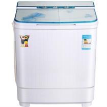 小鸭 XPB30-1606ES 3.0Kg 迷你半自动双缸洗衣机
