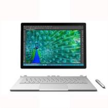微软 Surface Book 13.5英寸二合一笔记本(Intel酷睿i5 8G 128 SSD固态 固态硬盘 Win10 银白色)