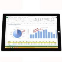 微软 Surface Pro 3 专业版 12英寸笔记本(i7/8G/256G SSD/核显/Win10/暗钛钢)