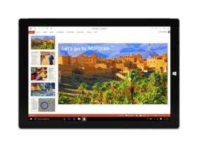 微软 Surface 3 10.8英寸平板电脑(intel Atom x7/2G/64G/1920×1280/Windows8.1/银