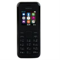 诺基亚  105 (RM-1134) 黑色 移动联通2G手机