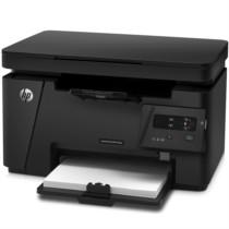 惠普 LaserJet Pro MFP M126a黑白多功能激光一体机 (打印 复印 扫描)