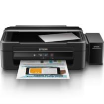 爱普生 L360 墨仓式 打印机一体机(打印 复印 扫描)