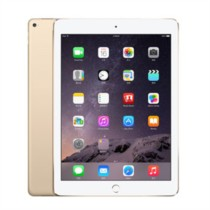 苹果 iPad Pro ML0H2CH/A 12.9英寸平板电脑(A9X/32G/2732×2048/iOS 9/WIFI版/金色)