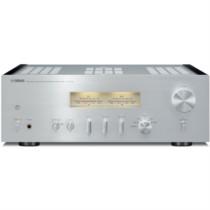 YAMAHA A-S1100 Hi-Fi立体声功放机(2*90W)合并式功率放大器 银色