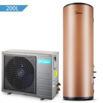 美的   200升 蓝钻内胆空气能热水器 KF66/200L-MI(E4)