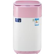 威力 XQB40-1432YJ(粉色) 4.0公斤 全自动波轮迷你洗衣机