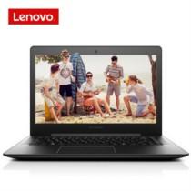 联想 IdeaPad 300S 14英寸轻薄笔记本2G独显酷睿六代处理器S41-70升级 I5-6200/4G/500/2G独显炫酷黑