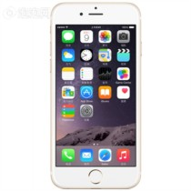 苹果 iPhone6 A1586 16GB 公开版4G手机(金色)