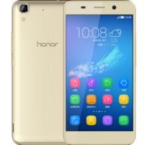 华为 荣耀 4A (SCL-AL00) 2GB内存标准版 金色 移动联通电信4G手机 双卡双待