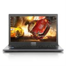 神舟 战神K650E-i7D2 15.6英寸游戏本(i7-4710MQ/8G内存/256G SSD/GTX950M 2G独显)铁灰色