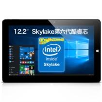 酷比魔方 i9 12.2英寸平板电脑(Intel Skylake 正版window10 4GB/128GB)前黑后蓝