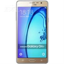 三星 Galaxy On7(G6000)金色 全网通4G手机 双卡双待