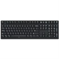 魔力鸭 2108 G2 108键游戏机械键盘 黑轴 黑色