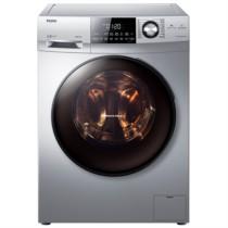 海尔 EG9014HBDX59SU1 9公斤洗烘一体DD直驱变频滚筒洗衣机 智能APP控制