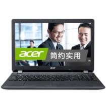 宏� EX2519 15.6英寸笔记本电脑(四核N3160 4G 500G 蓝牙 高清雾面屏 win10)黑色
