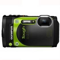 奥林巴斯 TG-870 绿色 (水下自拍神器 92万像素180度翻转屏幕 21mm广角 五防)