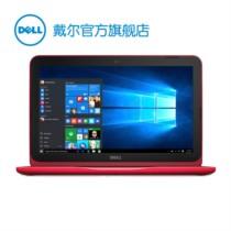 戴尔 Inspiron 11-3162-D1208R 11英寸笔记本电脑(奔腾N3799 4G 128G SSD 集显 Win10)红色