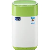 威力 XQB40-1432YJ(绿色) 4公斤 全自动波轮迷你洗衣机