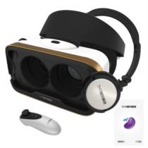 暴风魔镜 4代IOS黄金版 虚拟现实智能VR眼镜3D头盔