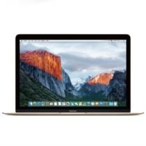 苹果 MacBook 2016版 12英寸笔记本电脑 金色 512GB闪存 MLHF2CH/A