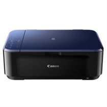 佳能  E568 彩色喷墨一体机 (打印 复印 扫描 无线连接 自动双面)2年保修