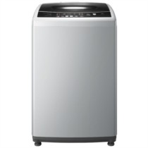 美的 MB80-eco31WD 8公斤智能变频全自动波轮洗衣机(灰色) 京东微联智能APP手机控制