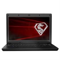 炫龙 炫锋A3S 14.0英寸笔记本电脑(I3-4000M 4G 120G SSD GT940M 2G独显 HD)黑色