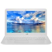 华硕 顽石四代疾速版 15.6英寸笔记本电脑(i7-6500U 4G 512GB SSD GT940M 2G独显 白色 LED)