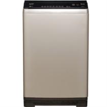 三洋 DB90377BYE 9公斤DD变频全自动波轮洗衣机 超音波深层去污 桶自洁(玫瑰金)