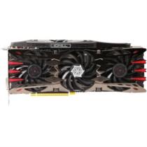映众 GTX1080 X4冰龙超级欧版 ICHILL 1847MHz/10Gbps 8GB/256Bit GDDR5X PCI-E显卡