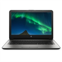 惠普 14-ar004TX 14英寸笔记本电脑(i5-6200U 8G 1T R5 2G独显 Win10)银色
