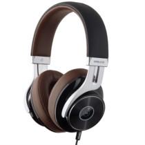 漫步者 W855BT 立体声头戴式蓝牙耳机 爵士黑