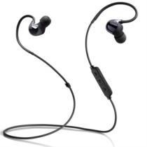 漫步者 W295BT 特舒适立体声运动蓝牙耳机 钛黑色